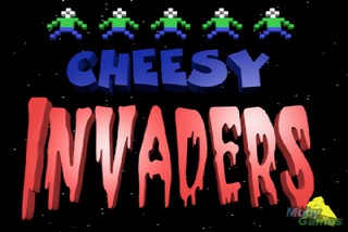 Cheesy Invaders screenshot #1