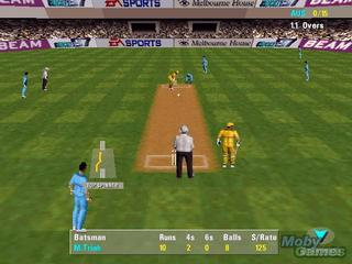 Cricket 97 screenshot #2