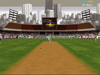 Cricket 97 screenshot #3